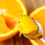 orange puree and orange pulp concentrate