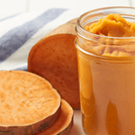 sweet potato puree and sweet potato pulp concentrate
