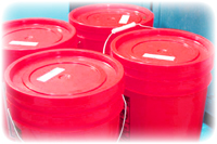 berry juice concentrate bulk pails