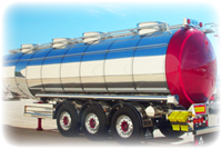 berry juice concentrate bulk trucks