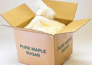 bulk organic maple sugar