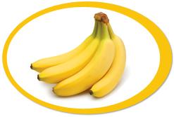 dehydrated bananas and banana powder