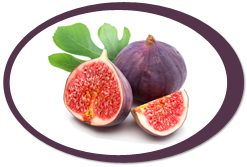 dehydrated figs and fig powder