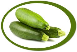 dehydrated zucchinies and zucchini powder