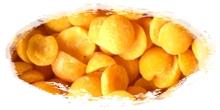 iqf frozen apricots