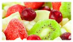 iqf frozen fruits