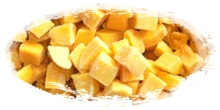 iqf frozen mangoes