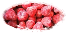 iqf frozen strawberries