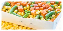 iqf frozen vegetables