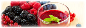 organic berry juice concentrates