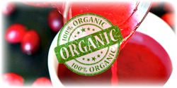 organic cranberry concentrate