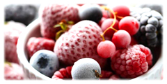 organic frozen fruits