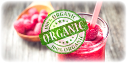 organic raspberry concentrate