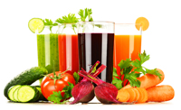 organic vegetable juice concentrates