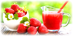 strawberry juice concentrate usa